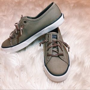 Sperry's Crest Vibe sneakers - taupe